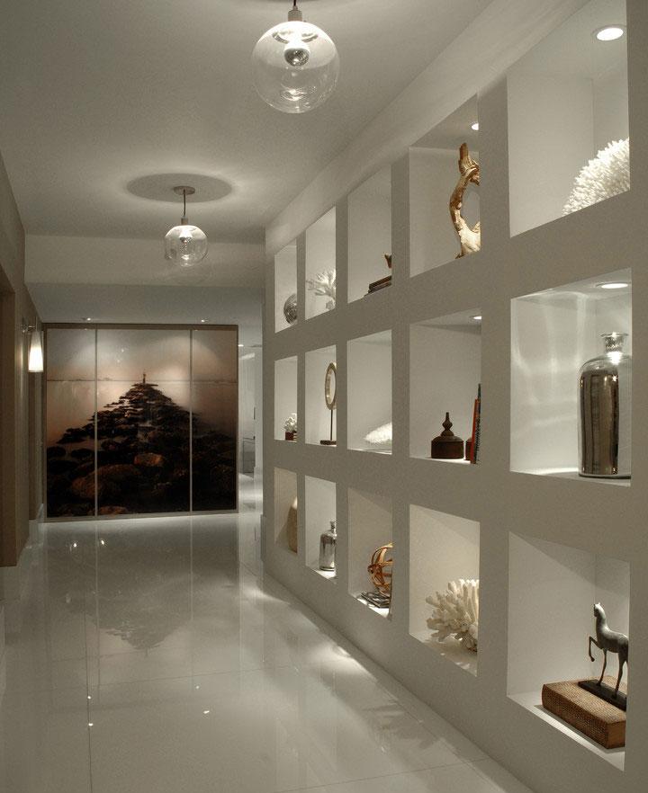 125 cartongesso sala soluzioni per il salotto sala in for Pareti sala in cartongesso